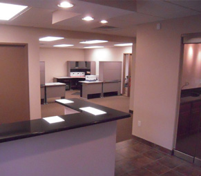 Commercial Drywall Contractor Harrison Township MI | Galaxy Contracting - commercial-office-space-build-out