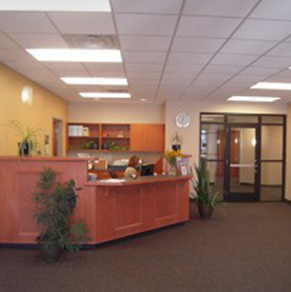 General Construction Contractor Harrison Township | Galaxy Contracting - commercial-office