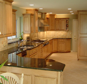 General Construction Contractor Harrison Township | Galaxy Contracting - residential-kitchen