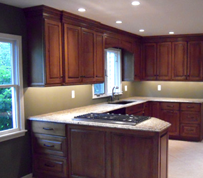About Galaxy Contracting - Custom Home Builders Harrison Township MI - subpage-kitchen
